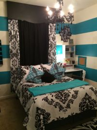 17 Best ideas about Teal Teen Bedrooms on Pinterest | Teen ...