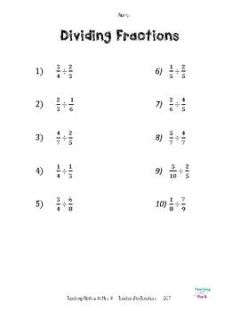 25+ best ideas about Fractions worksheets on Pinterest