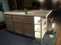 Build Your Own Kitchen Island Ideas - WoodWorking Projects ...