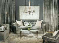 Decadent, plush living room | Living room decor ...