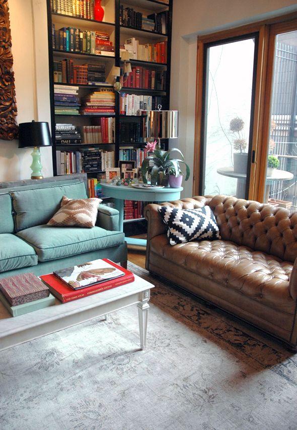 Best 20 Mismatched Sofas Ideas On Pinterest Velvet Room Blue