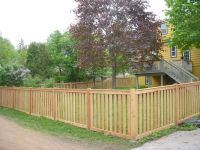 4 Ft Fence Ideas - WoodWorking Projects & Plans
