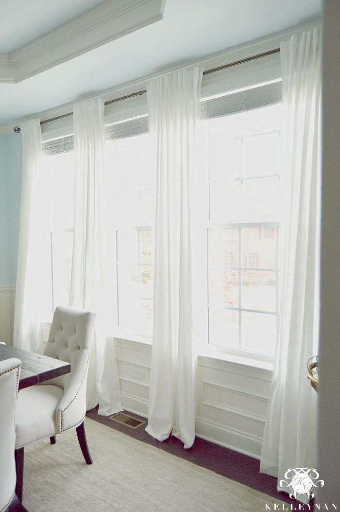 25 Best Ideas About Inexpensive Curtains On Pinterest Screened