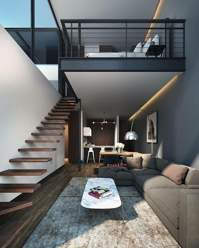 Modern Houses Interior Design Pictures