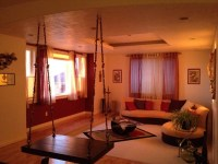 Traditional Indian swing inside the house. | Podium ...