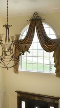 25+ best ideas about Arched Window Coverings on Pinterest ...