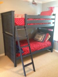 25+ best ideas about Painted bunk beds on Pinterest | Ikea ...