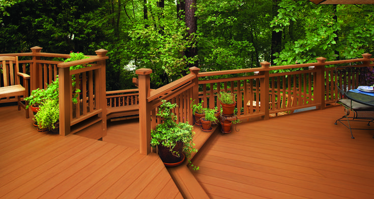 Behr Deckover Solid Color Coating Deck This Is Redwood