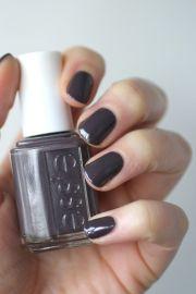 grey nail polish ideas