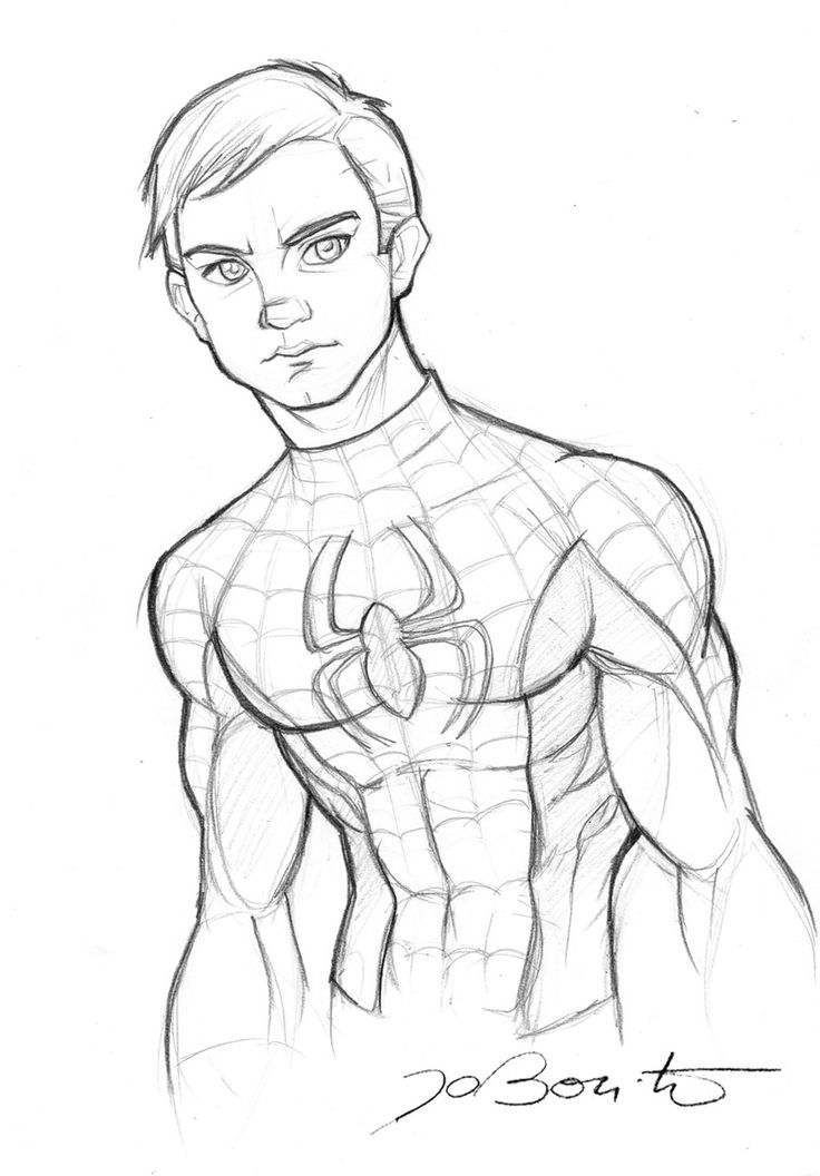 25+ best ideas about Coloriage spiderman on Pinterest