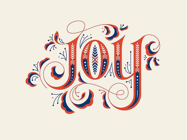 Best 25 Christmas Typography Ideas On Pinterest