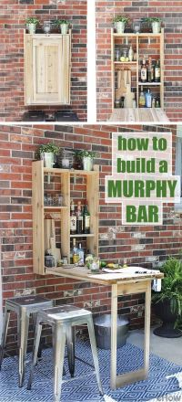 Best 25+ Patio bar ideas on Pinterest   Outdoor patio bar ...