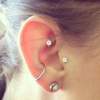 25+ best ideas about Rook Piercing on Pinterest | Rook ...