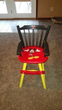 25+ best ideas about Mickey Mouse Chair on Pinterest