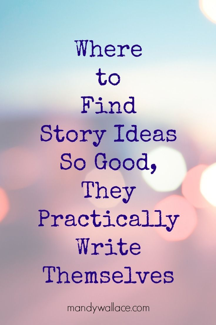 Story ideas Writing inspiration and Writing on Pinterest