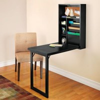 Wall-mounted folding table | Home ideas | Pinterest | Pull ...