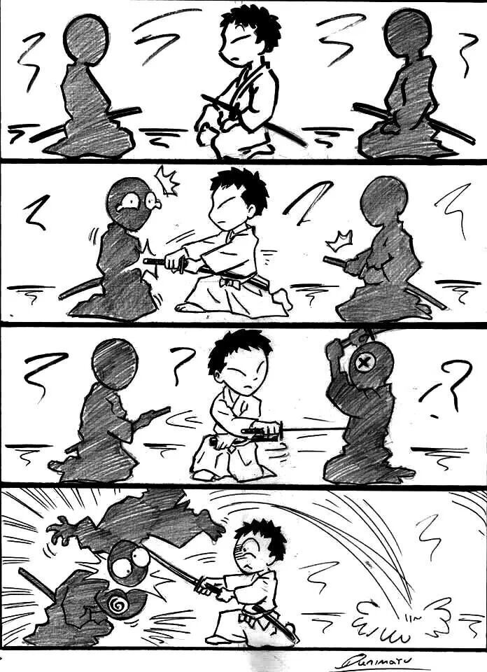17 Best images about FUNNY KENDO & IAIDO PICTURES on