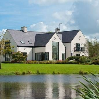 Contemporary Irish House Design Google Search Houses