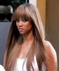 Tyra Banks | hair now | Pinterest | Tyra banks hair, Tyra ...