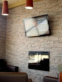 Faux Brick Panels Interior | ... stone wall panels,faux ...