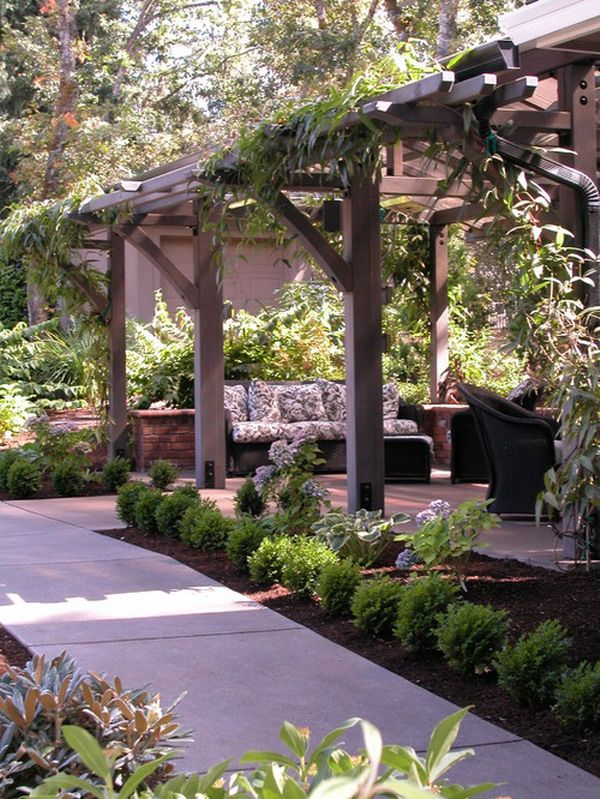 1000 ideas about Patio Gazebo on Pinterest  Portable