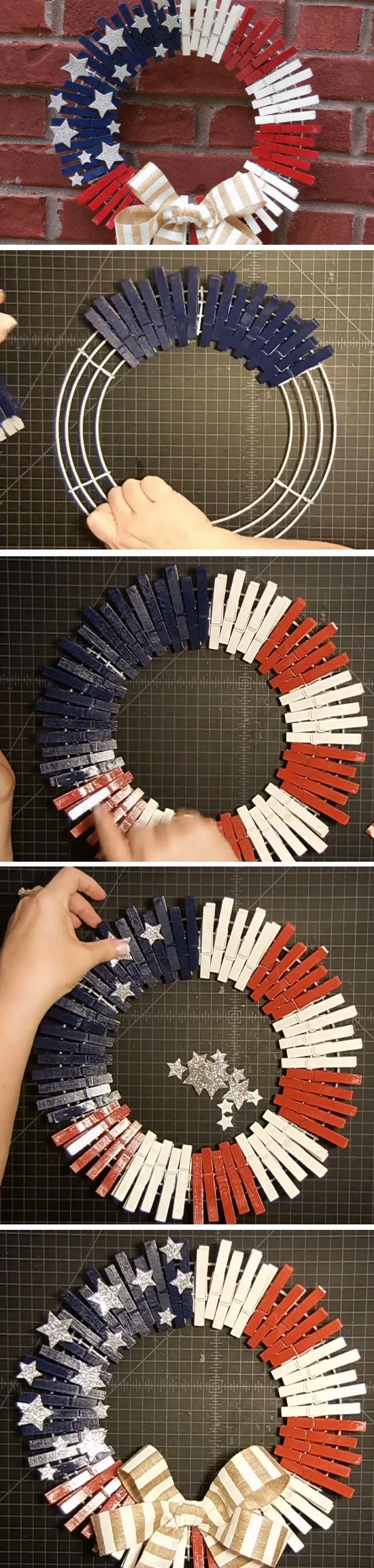 25+ Best Ideas about Memorial Day Decorations on Pinterest