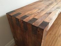 25+ best ideas about 2x4 Bench on Pinterest