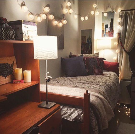 25 Best Ideas about Cozy Dorm Room on Pinterest  Dorms