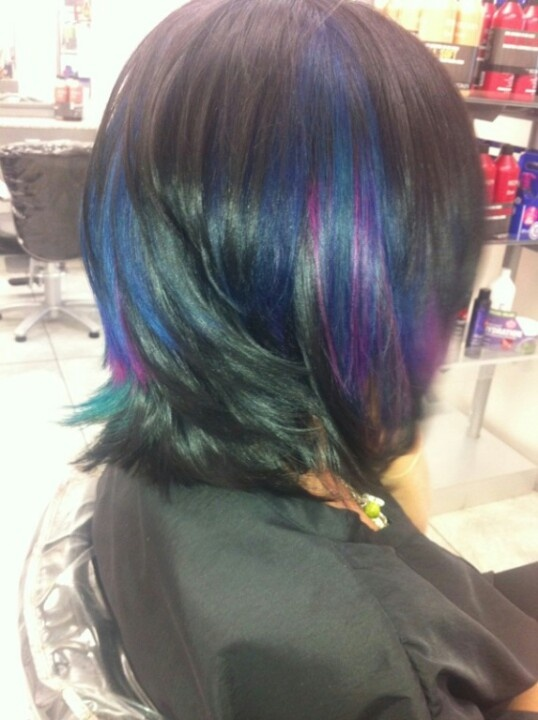 11 Best Images About Hair On Pinterest Peacocks Short