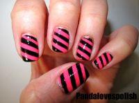 easy nail art ideas for beginners | Easy Nail Polish ...