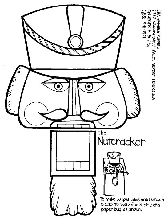 1000+ ideas about Nutcracker Crafts on Pinterest