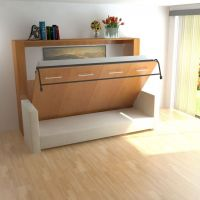 25+ best ideas about Murphy bed couch on Pinterest ...