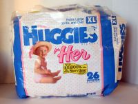 Vintage Huggies Diapers Pictures to Pin on Pinterest ...