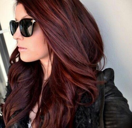 25 Best Ideas About Fall Hair Colors On Pinterest Fall Hair