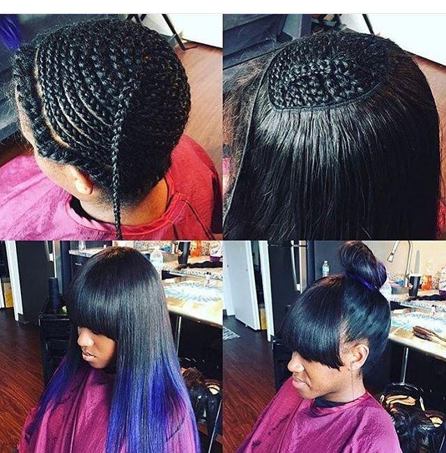 Versatile Sew In Hair I Like Pinterest