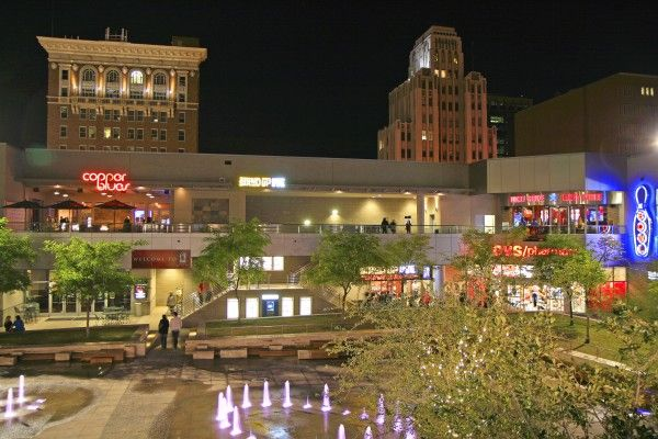 Things to do in Downtown Phoenix  Washington Shopping