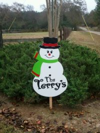 128 best images about Wooden yard Christmas decorations on ...
