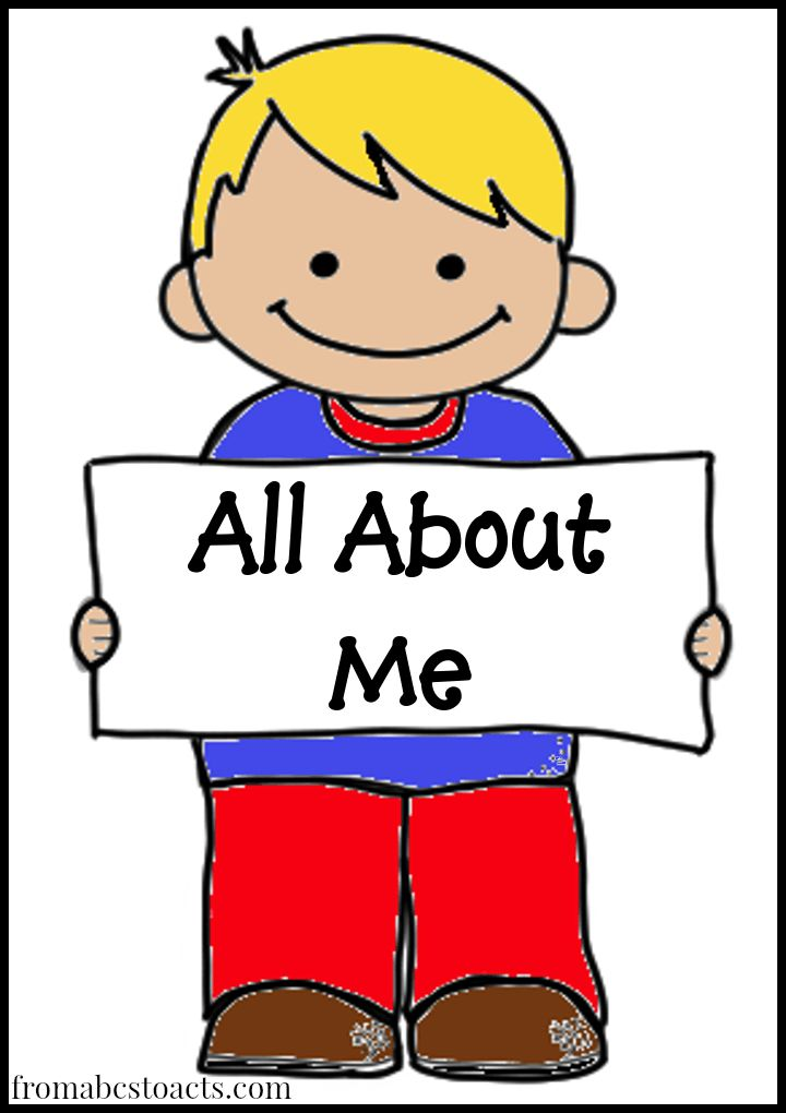 136 Best Images About All About Me Books On Pinterest  First Day Of School, All About Me And
