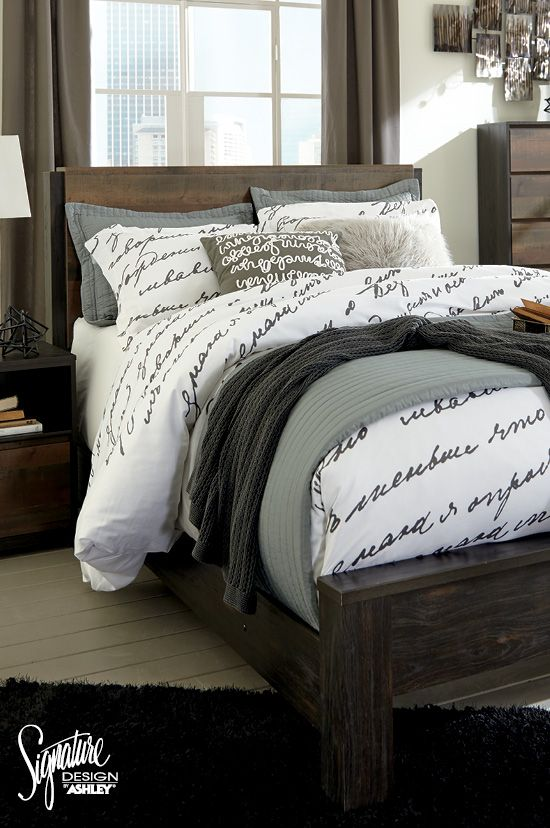 AshleyFurniture Bedroom  Bring style home and dress up