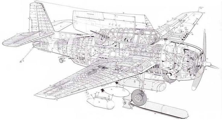 17 Best images about Aircraft Blueprints on Pinterest