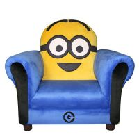 Despicable Me Minion Icon Chair | Kids room ideas ...