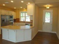 Front door entry. Kitchen next to entry door. | HOME ...