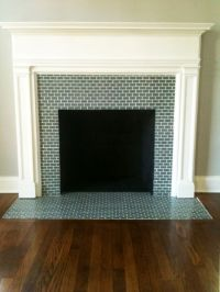 Tiling Over Brick Fireplace Surround And Hearth ...