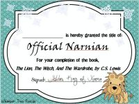 1000+ images about Narnia Classroom Theme on Pinterest | Cabin
