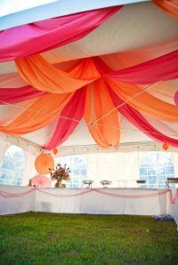 25+ best ideas about Party tent decorations on Pinterest ...