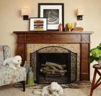 Diy Fireplace Mantel Surround Plans - WoodWorking Projects ...