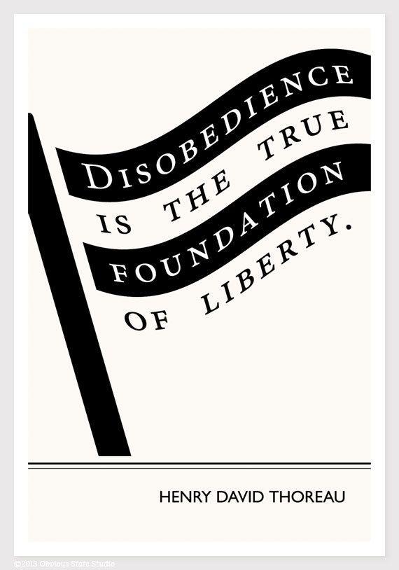 Illustration Henry David Thoreau Quote Fine Art by