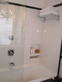 34 best images about Small master bath on Pinterest