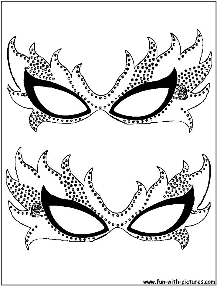 25+ best ideas about Mask Template on Pinterest