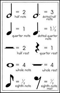 77 best images about ☆ Beginner Music Printables on Pinterest